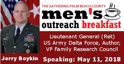 Meet Lt. General Boykin