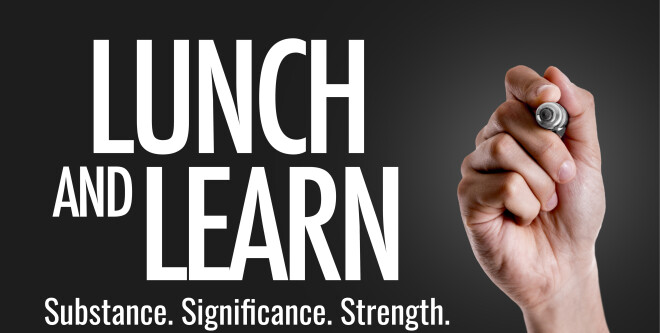 Lunch & Learn - North Palm Beach