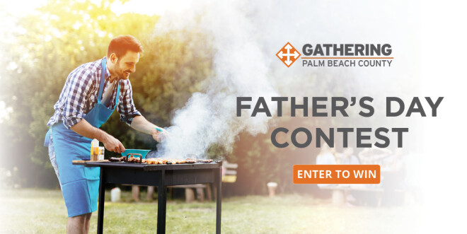 Moody Radio South Florida Gathering of Men Father's Day Contest