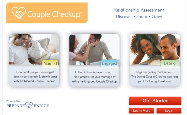 Couple Check Up Registration