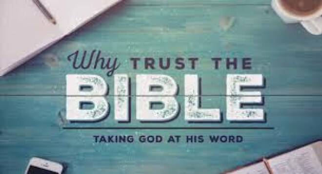 Why Trust The Bible? - West Palm Beach