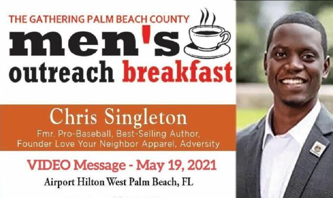 Outreach Breakfast with Chris Singleton